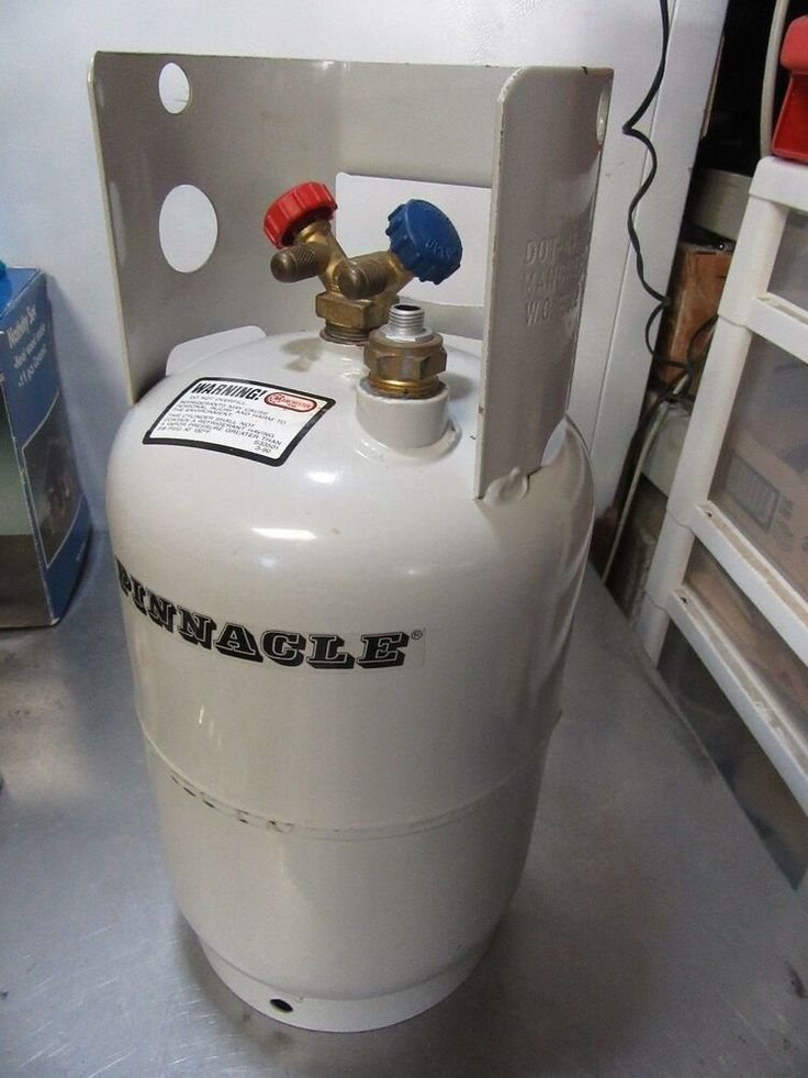 Refrigerant Manchester Reclaim Recovery Unit Cylinder Tank New Old Stock Manchester The Unit Recovery Industrial House