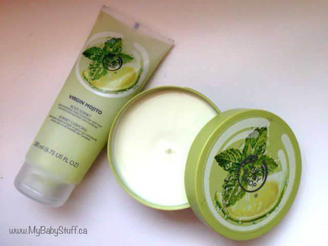 Stock up on The Body Shop Virgin Mojito Limited Edition while you still can!