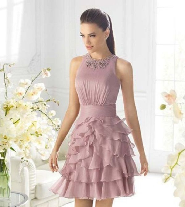 Spring dresses for wedding guests - 3 PHOTO!