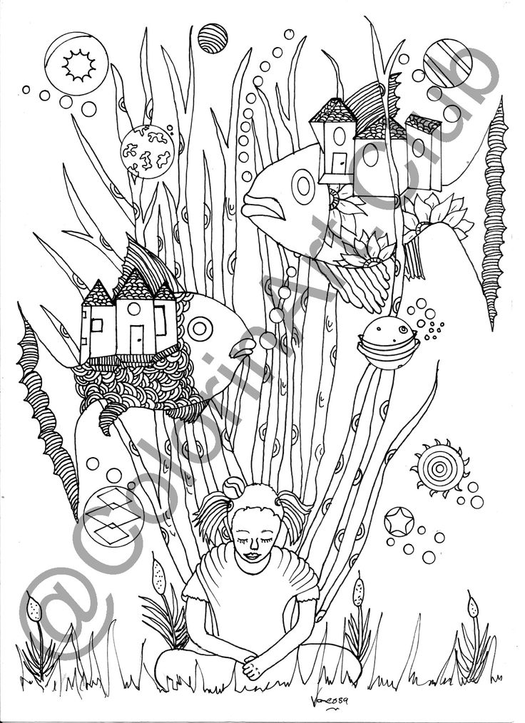 My Chaotic Mind a colouring e-book with ten unique designs https://www.colorinart.club/blogs/news/its-a-matter-of-paper