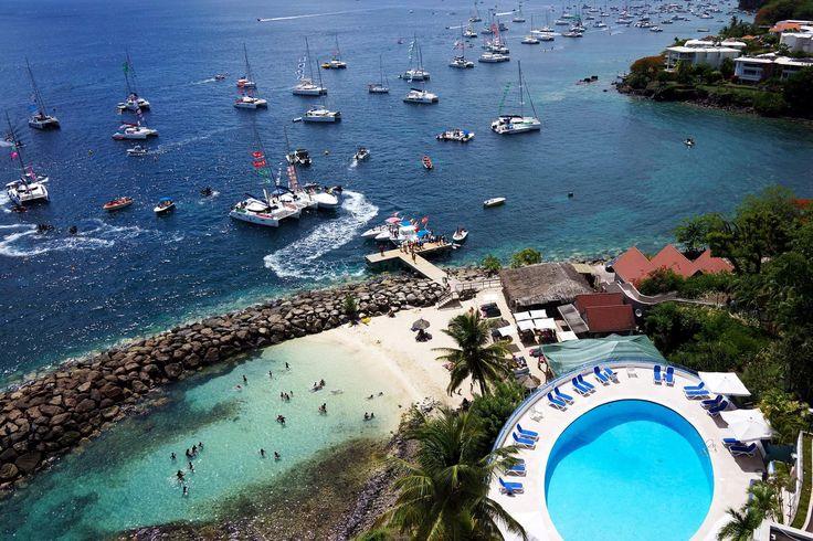 Hotel Batelière. Martinique