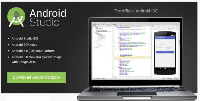 Google releases Android Studio 1.0 for all developers – now the official Integrated Development Environment – After releasing version of Android Studio to the Canary channel late last month, yesterday, Google released Android Studio 1.0 for Windows, Mac and Linux to all developers. Google has also named Android studio as the official Integrated Development Environment (IDE) for Android going forward [READ MORE HERE]