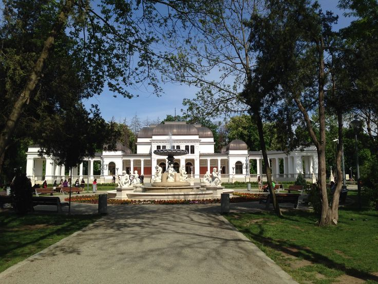Parcul Central, Cluj, Romania