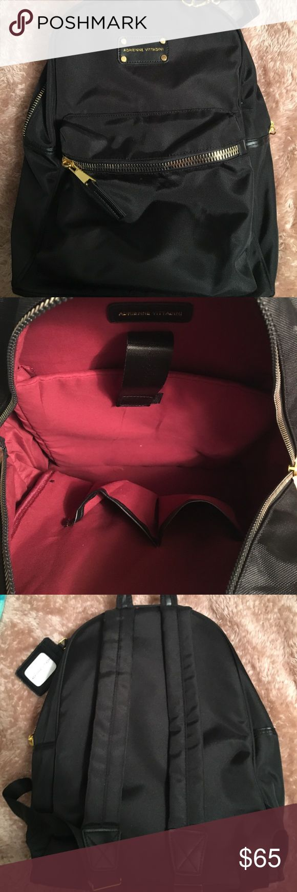Adrienne Vittadini backpack brand new condition, u…