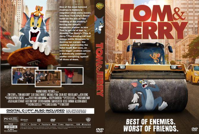 Pin On Tom And Jerry 2021 Imdb