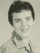 "Freida Riley - the Coalwood, West Virginia, chemistry and physics teacher who inspired Homer Hickam and the Rocket Boys of the movie October Sky.  She died of Hodgkin's Disease at the age of 31.  ""To the last, she insisted on teaching even when it was necessary for her students to carry her on a stretcher to her classroom."""