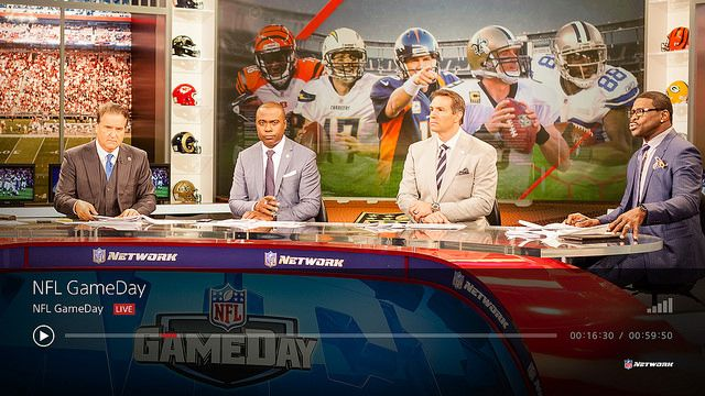 NFL Network Launches on PS Vue; NFL RedZone Season Pass Available