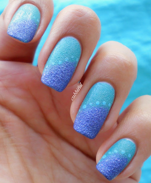 Indian Ocean Polish Aboriginal Dotted Nail Art: 77 Best Ocean Nails Images On Pinterest