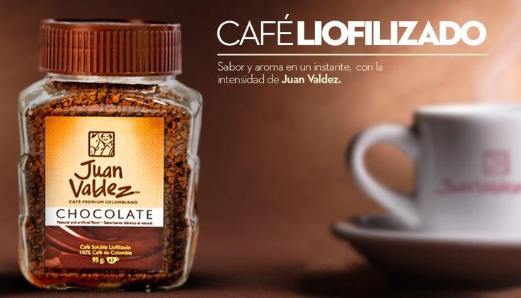 Café Liofilizado | Juan Valdez® Café