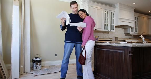 home renovation mortgage programs offer solutions for buyers and homeowners who want to renovate