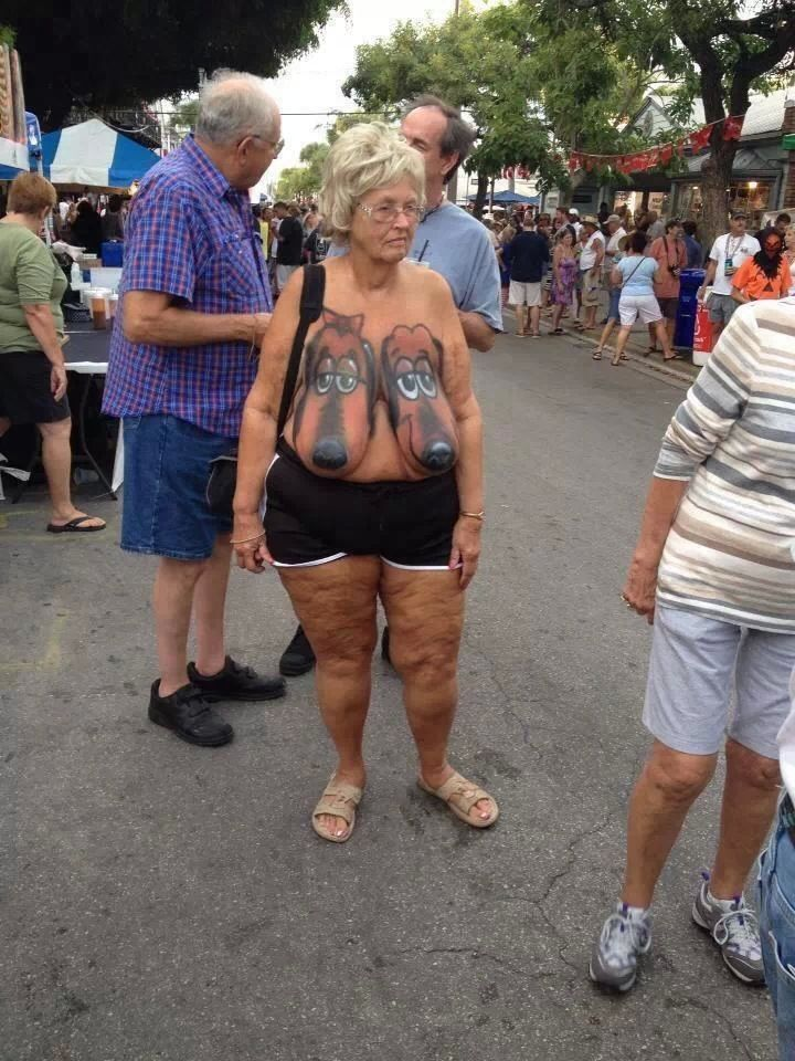 SEIN-PAS LA PETITE MAMIE ...  - Photos Humour