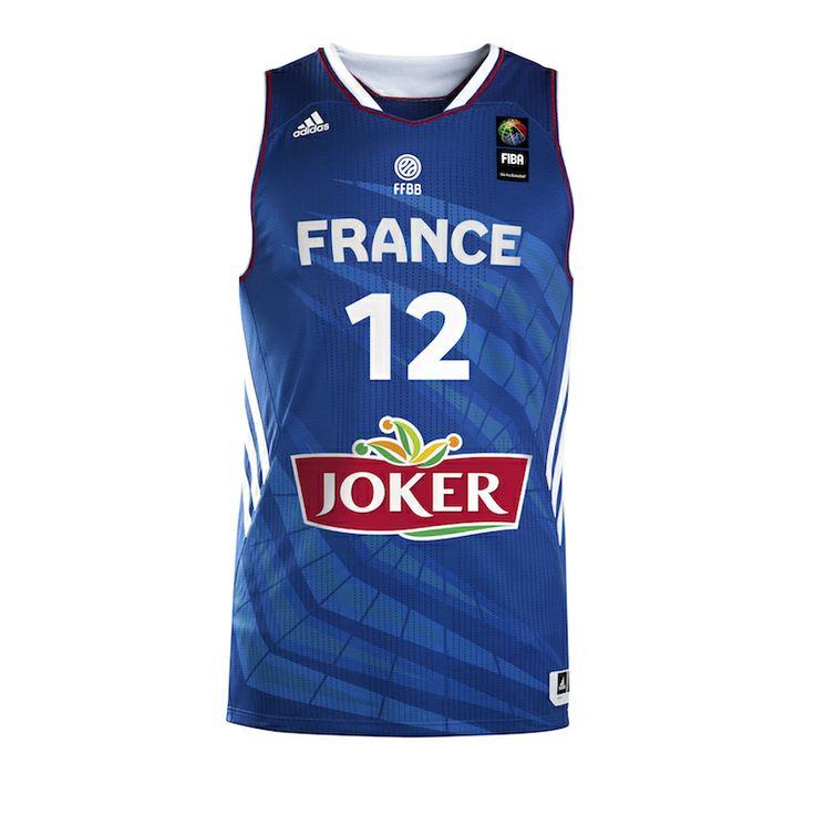 Un nouveau maillot manches pour l equipe de france de for Nouveau maillot exterieur equipe de france