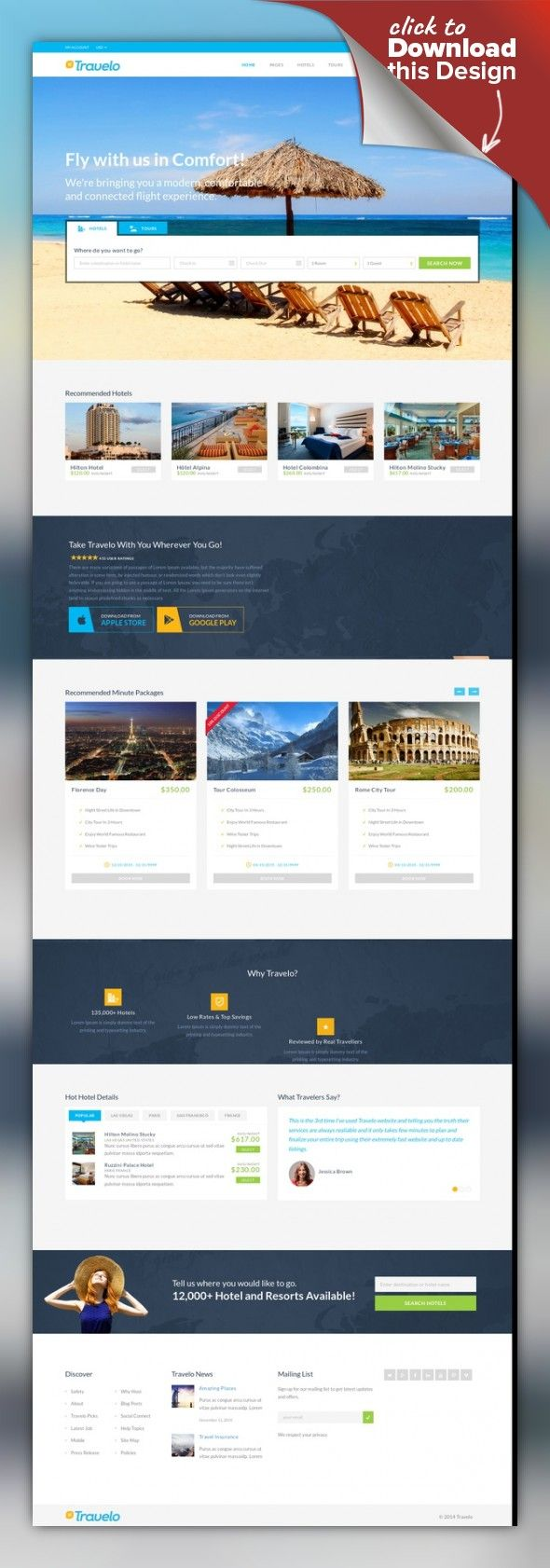 Travelo - Travel/Tour Booking WordPress Theme accommodation, accommodation booking, booking theme, holiday, hotel, hotel booking, multi language, reservation, responsive, rtl, tour, tour booking, travel, travel booking, wpml Travelo – Travel/Tour Booking Wordpress Theme is one of the best Hotel and Tour booking theme in the world. This theme has not only great skin and layout, but also wonderful booking module which allows you to use for any typ...