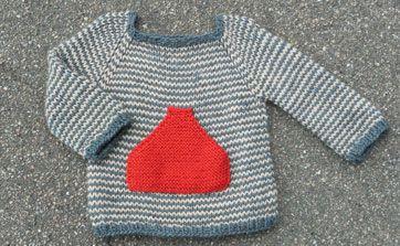 Nu står det jo ikke skrevet nogen steder, at det kun er Sigurd, der må gå med den fine stribede trøje med rød lomme på maven. Både piger og alle andre drenge må gerne være med, hvis de er 1, 3, 5 eller 7 år.