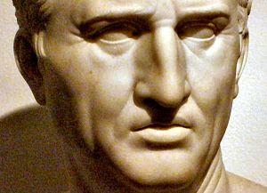 Marcus Tullius Cicero, Roman Statesman