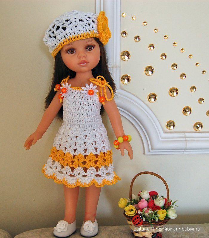 Наш Белый топик. Одежда для кукол / Одежда и обувь для кукол - своими руками и…