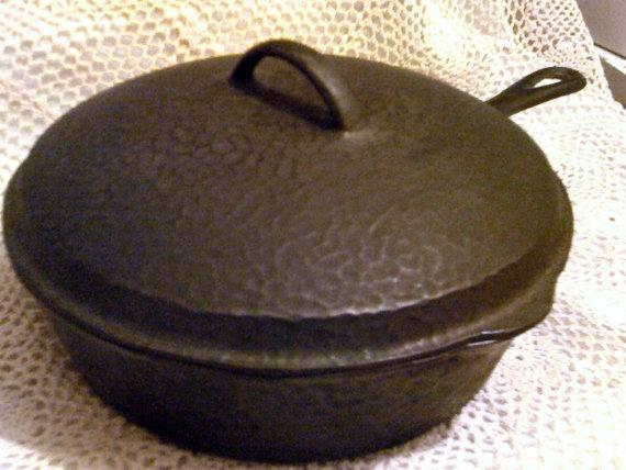 23 best cast iron deep fryer images on pinterest deep for Cast iron fish fryer
