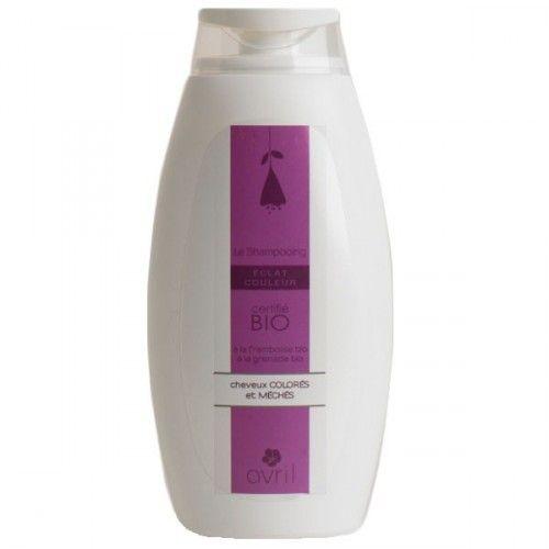 Lo Shampoo Capelli Trattati Avril restituisce vitalità ai capelli tinti chimicamente. Dona lucentezza e brillantezza e protegge i capelli sciupati e stressati. www.naturalsoul.it
