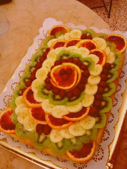 Crostata di frutta..
