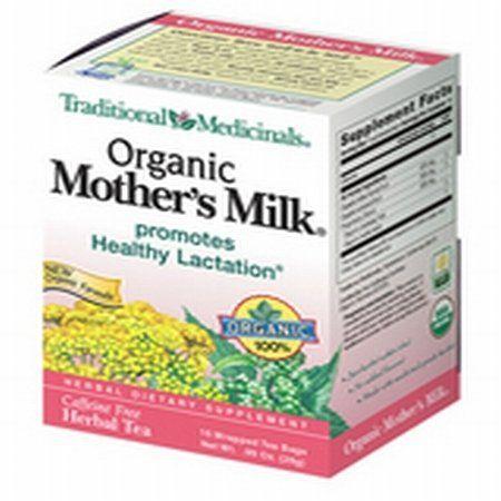 Smooth move tea breastfeeding