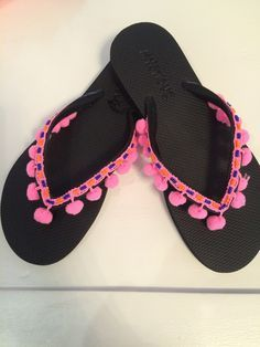 Perfect for Summer! These flip flops are comfortable and so bold!                                                                                                                                                                                 More