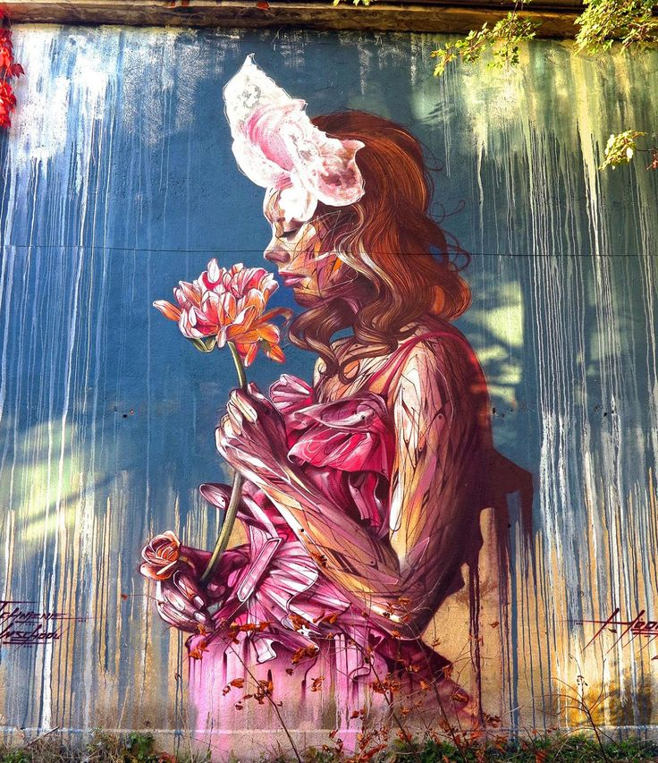 "Hopare paints ""a Blast From the East"" in Gdynia, Poland"