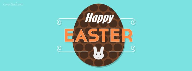 The beautiful Happy Easter Facebook cover photos 2016 for this year's happy Easter Sunday 2016. Enjoy some free Facebook cover photos for your timeline.