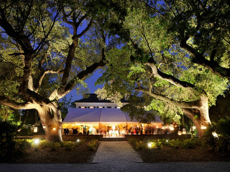 Outdoor Wedding Venue Charleston Venues In Sc Patrick Properties
