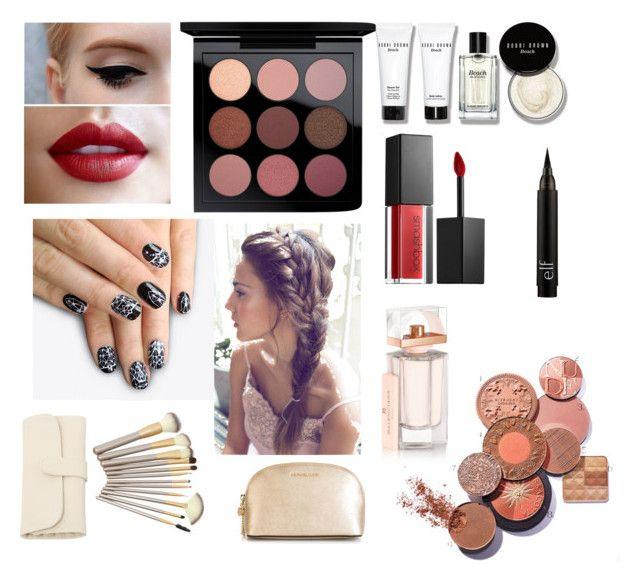 """Beauty in the air"" by fabbelfashion11 ❤ liked on Polyvore featuring beauty, Bobbi Brown Cosmetics, Smashbox, MAC Cosmetics, Balenciaga, alfa.K and MICHAEL Michael Kors"