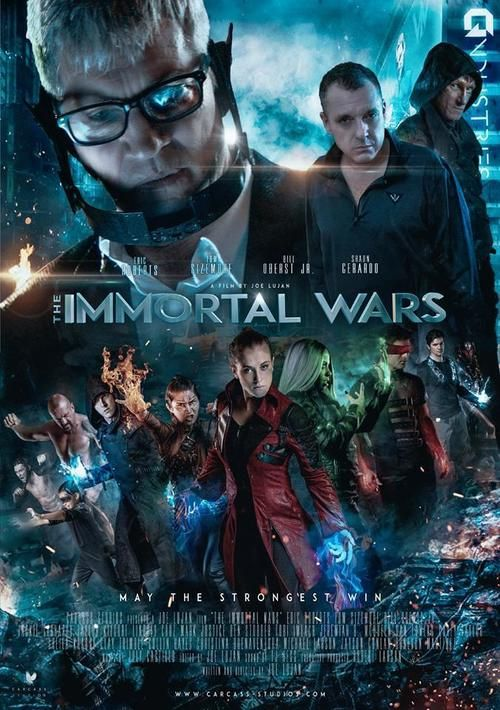 The Immortal Wars Full Movie Online 2017