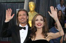 Brad Pitt, Angelina Jolie Spend £3,000 on Meal at Local Indian Restaurant