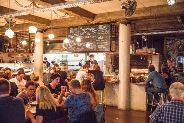 De Superette in Gent. Ambachtelijk brood en pizza's uit de houtoven