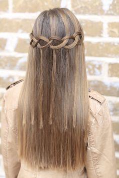 Mermaid Braids | Cute Girls Hairstyles
