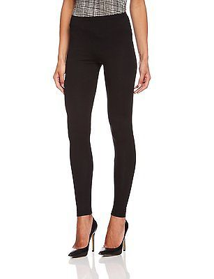 Small (Manufacturer Size:10), Black, French Connection Women's Laura Legging Tro