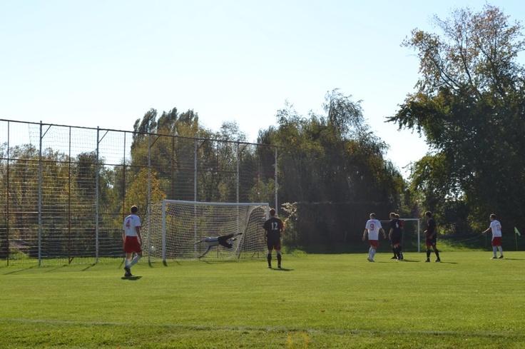 Pécsvárad - soccer field