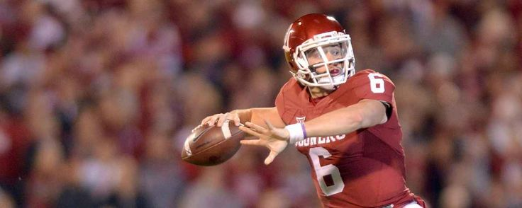 Oklahoma Sooners College Football Clubhouse - ESPN. The evolution of Baker Mayfield.