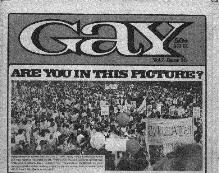 Resultado de imagen de lgbt archive