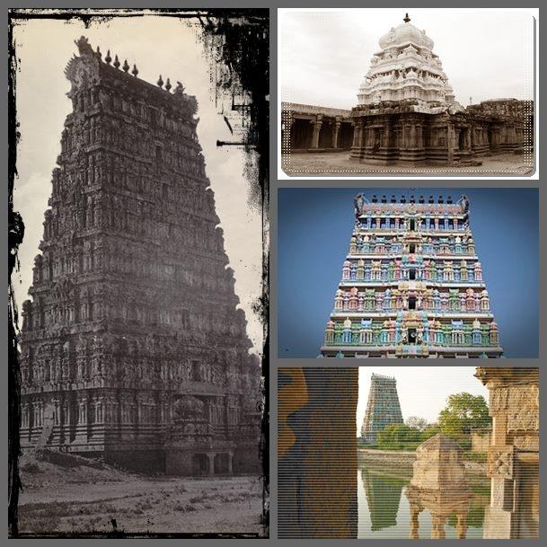 Uthirakosamangai (உத்திரகோசமங்கை) is a Shaiva temple situated near Ramanathapuram
