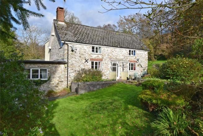 Small...only if you fancy a project ..and also in the middle of nowhere - but stunning countryside and 6.5 acres with oak trees...if we were younger !!I found this on Rightmove