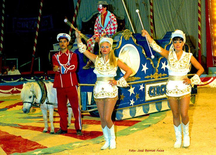Gran Circo Americano, Barcelona (1969)