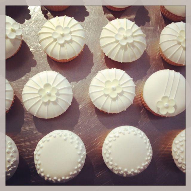 Wedding cupcakes #madewithstudio