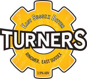 Turners - East Sussex Bitter - via Best of British Beer Club.