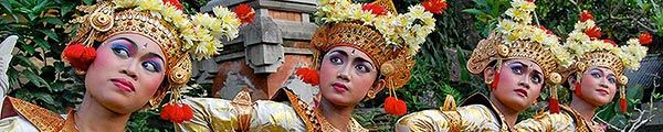 When in Bali, do not forget to enjoy a traditional Balinese dance performance.