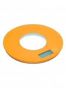 Весы KitchenCraft Colourworks оранжевые
