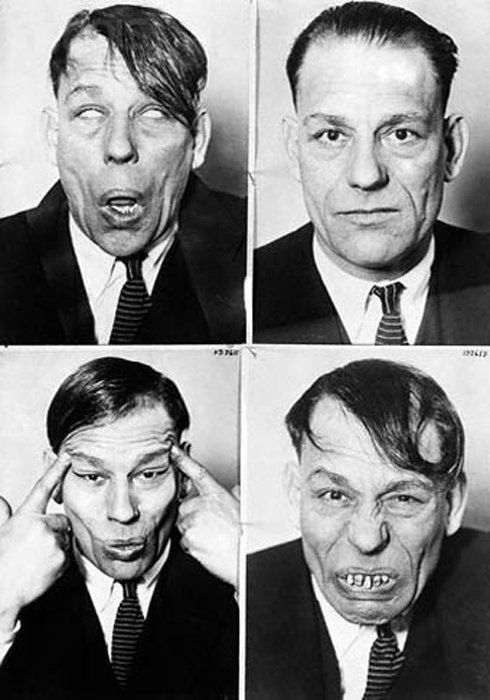 Lon Chaney Sr. -- MAN OF A THOUSAND FACES