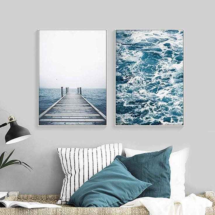 display08 Pacifica Blu Oceano Indoor Decorative Home Cafe