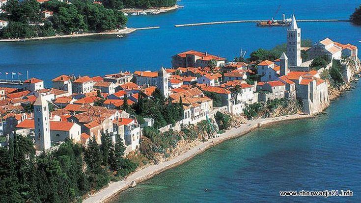 Rab Więcej informacji o Chorwacji pod adresem http://www.chorwacja24.info/rab #rab #croatia #chorwacja