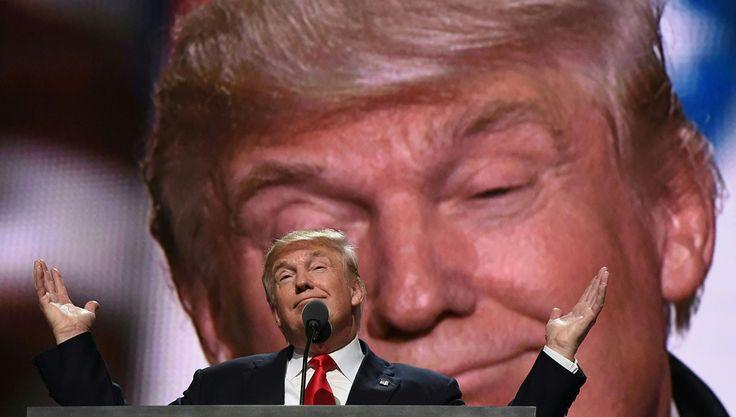 Protestos contra Trump é incitado pela mídia