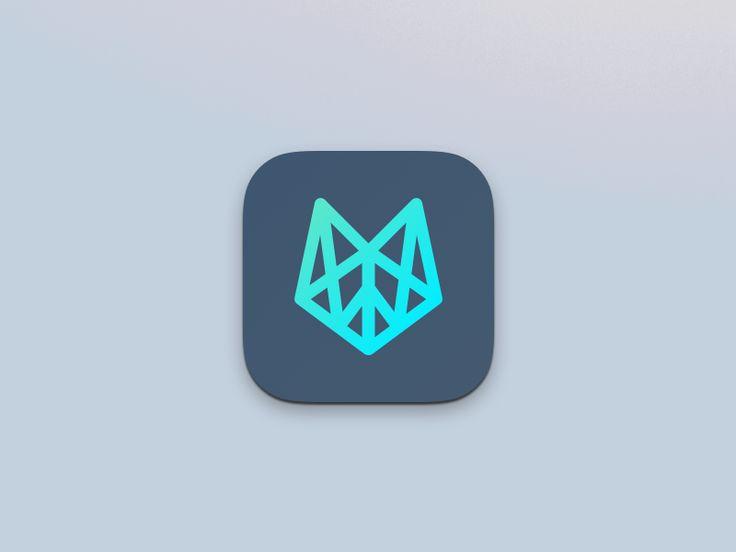 Daily UI 005 - App Icon by Sean McPhee