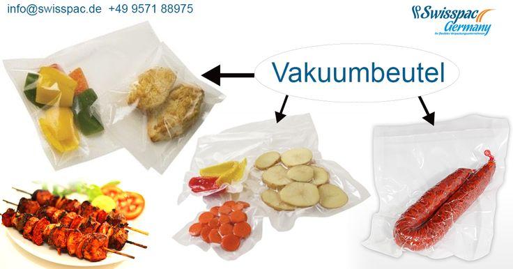 #Vakuumbeutel können die Lebensdauer des Produkts erhöhen, da sie erlauben keine Sauerstoff zu durchdringen und sie verhindern auch den Einfluss von Bakterien und schädliche Mikroflora. Außerdem, behalten Vakuumbeutel Geschmack und schützen verpackte Produkte vor Fremdgerüchen. http://www.swisspac.de/vakuumbeutel/